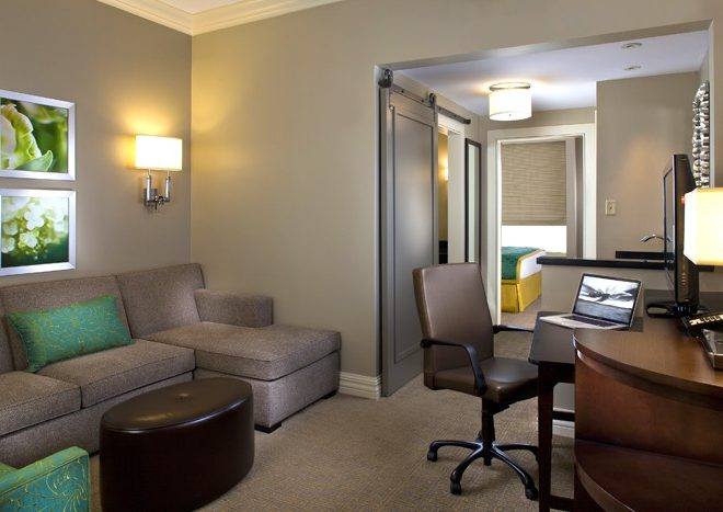 Iberville Suites Hotel Conversion to Courtyard New Orleans French Quarter/Iberville by Marriott