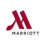 Marriott logo underneath their review of the architecture services performed by Pascal Architects in New Orleans, LA