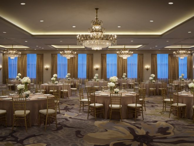 The Ritz-Carlton New Orleans Meeting Rooms, Ballrooms, and Public Spaces Renovations