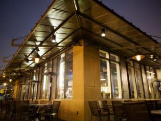Ruffino's on the River Restaurant showing recent work by Pascal Architects, an architecture firm in New Orleans, LA
